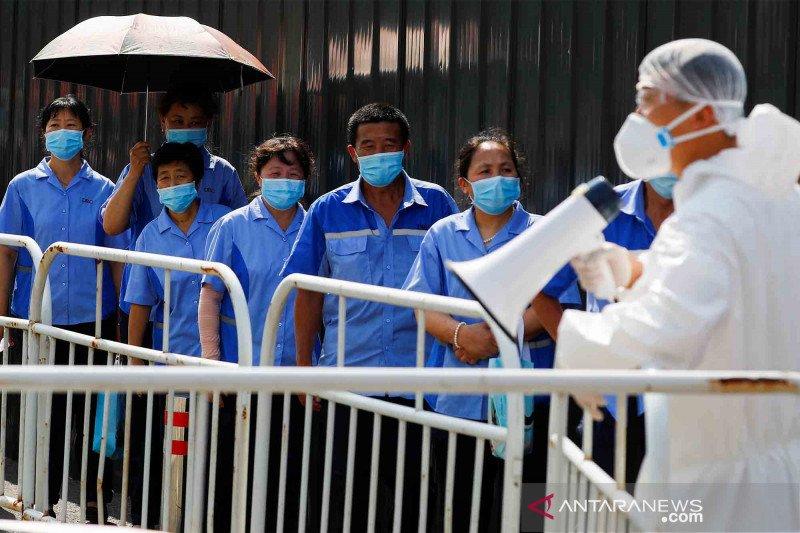 Otoritas kesehatan laporkan 19 kasus positif baru, China hadapi merebaknya kembali COVID-19