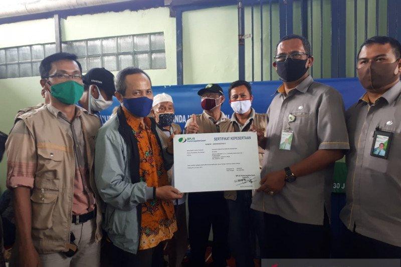 BPJAMSOSTEK Cimone gandeng Komunitas Warteg Nusantara jadi peserta