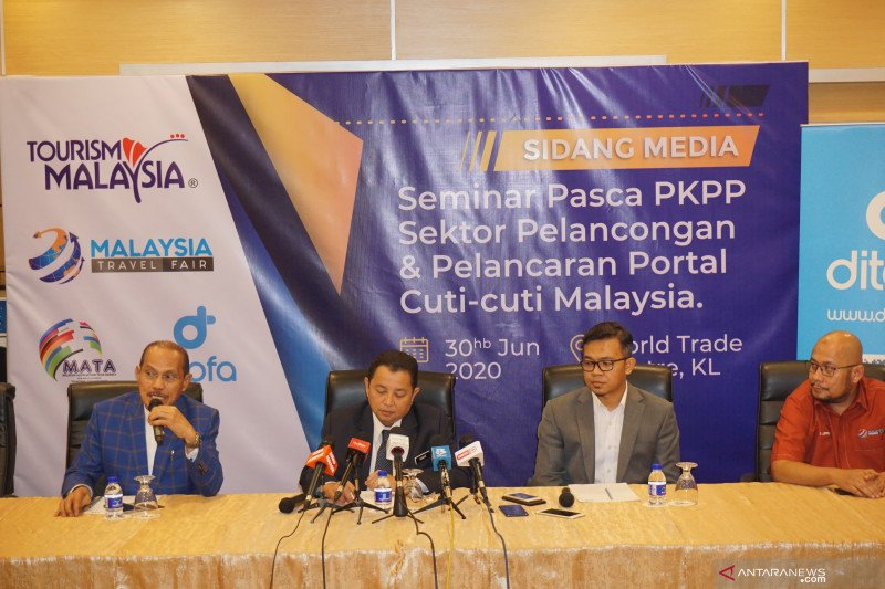 Sektor MICE kembali dibuka di Malaysia