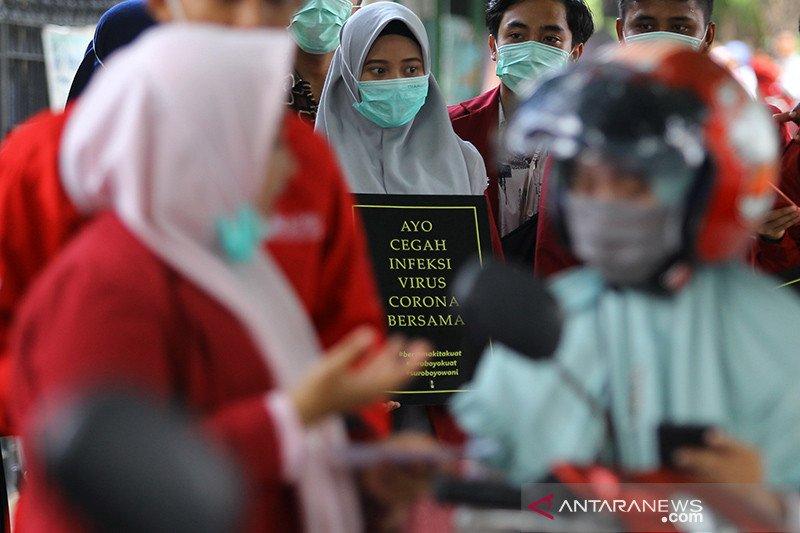 Survei LKSP: Muhammadiyah paling peduli COVID-19