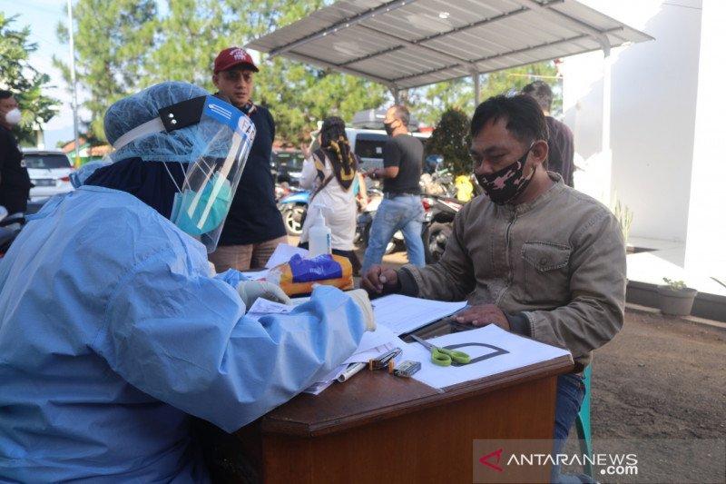 Pasien COVID-19 yang masih dirawat di Sukabumi tinggal dua