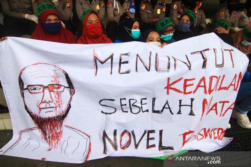 Hakim diminta objektif dan independen vonis penyerang Novel Baswedan