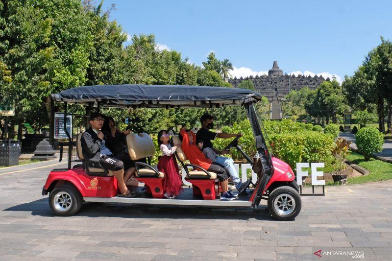 Tiga hal penting untuk membangun pariwisata terintegrasi transportasi