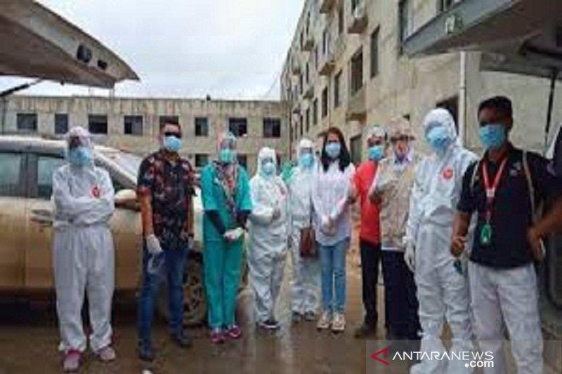 Dinkes Konawe pastikan 500 TKA China sehat sebelum masuk kerja