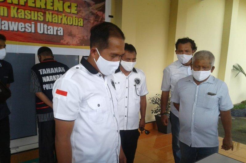 Polda Sulut tangkap anggota DPRD Bolmut diduga miliki sabu-sabu