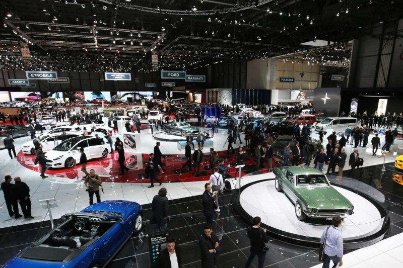 Geneva International Motor Show kembali diundur hingga 2022