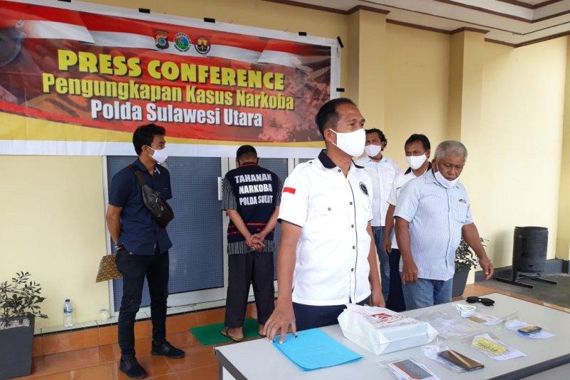 Seorang anggota DPRD Bolaang Mongondow Utara terlibat narkotika