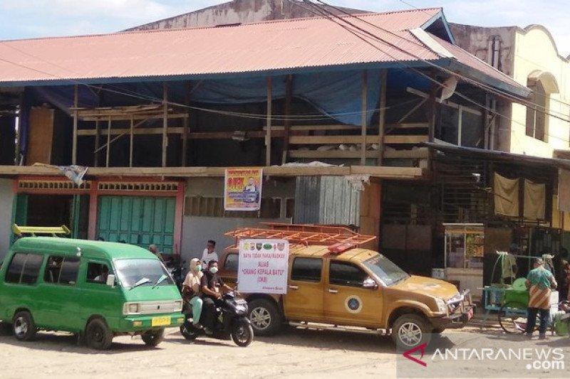 Warga Kota Jayapura: Warga belum maksimal gunakan masker