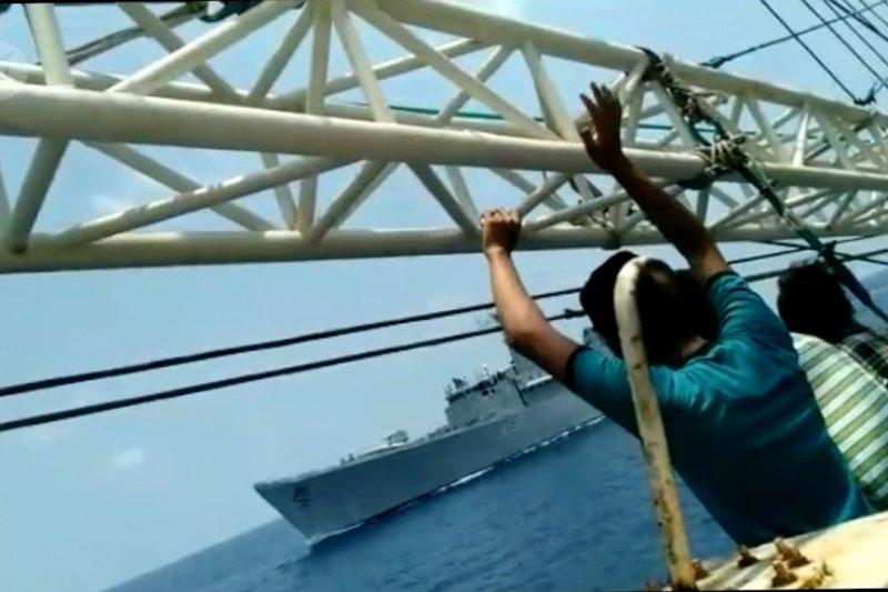 ABK Kapal China asal Padang hilang di Selat Malaka