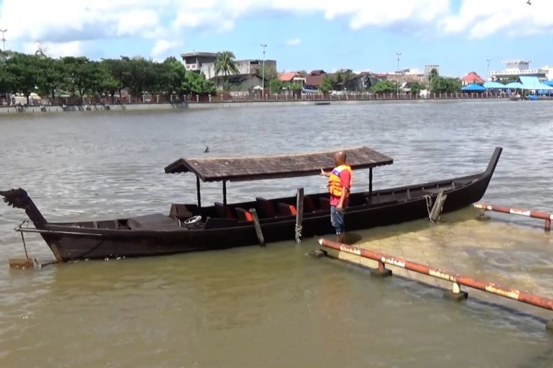 PLNdukung pengembangan wisata sungai Banjarmasin
