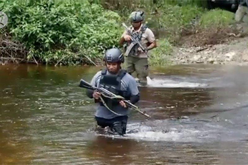 Polda Papua antisipasi tiga daerah rawan KKB jelang 1 Juli