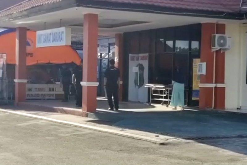 Empat tahanan pasien COVID-19 kabur dari RS Bhayangkara Papua