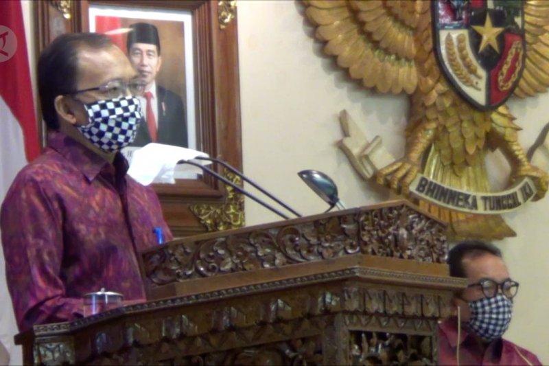 Gubernur Bali tegaskan keinginan bangun industri olahan hasil pertanian