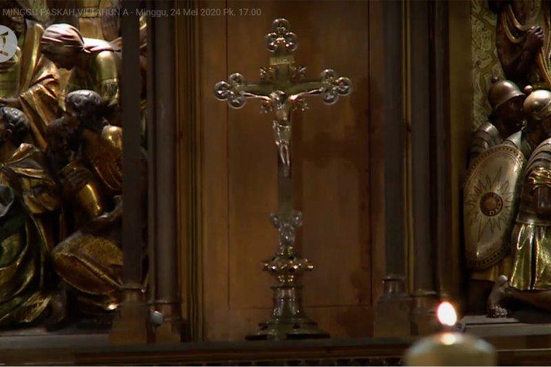 Gereja Katolik dibuka secara bertahap mulai Juli