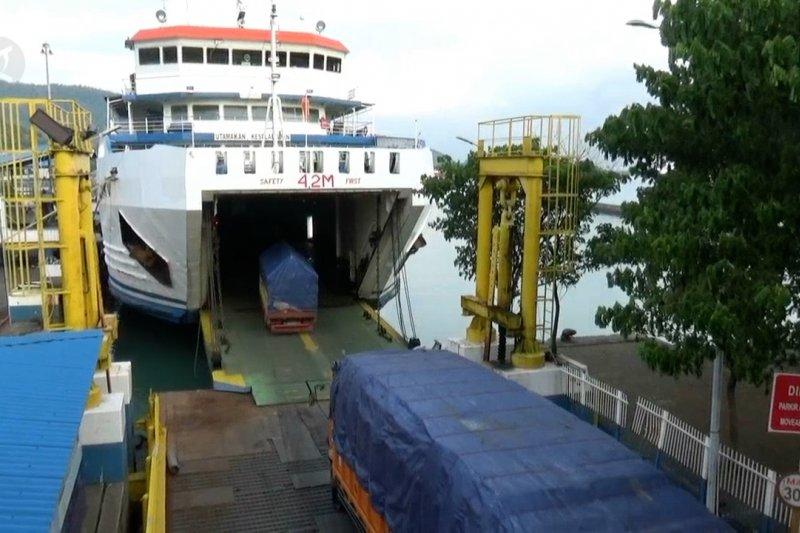 ASDP Merak tambah armada kapal layani penyeberangan di masa normal baru