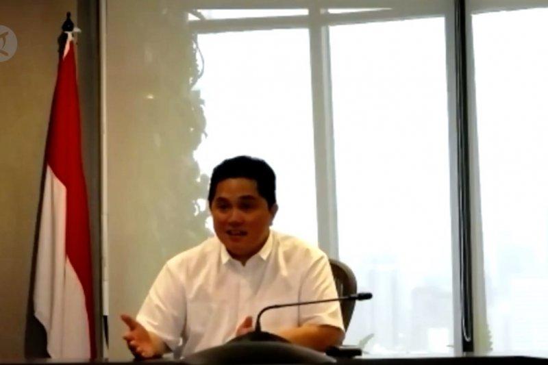 Erick Thohir bantah tagihan listrik naik