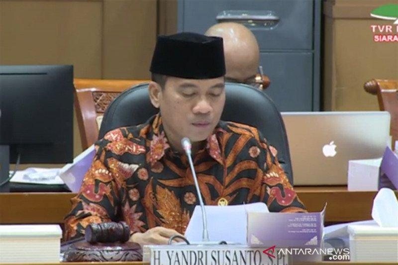 Yandri Susanto: Pro-kontra RUU PKS masih sangat tinggi