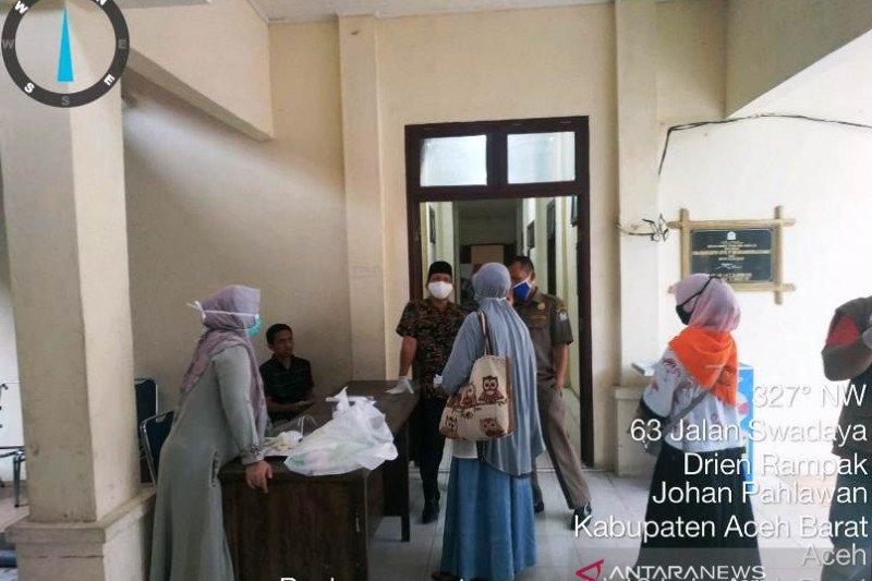 Aceh Barat pulangkan 9 pekerja pelanggar protokol pencegahan COVID-19