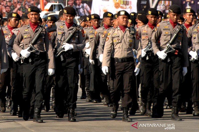 Komisi III DPR : HUT Bhayangkara, Polri harus perkuat siber