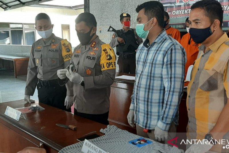 Polres Bangka berhasil ungkap 93 kasus pencurian