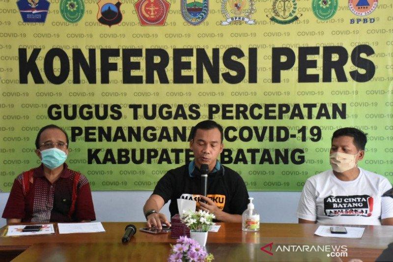 17 tenaga medis reaktif, Dinkes Batang tutup layanan dua puskesmas