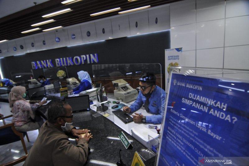 Harga saham naik, Bukopin makin fokus transformasi bisnis