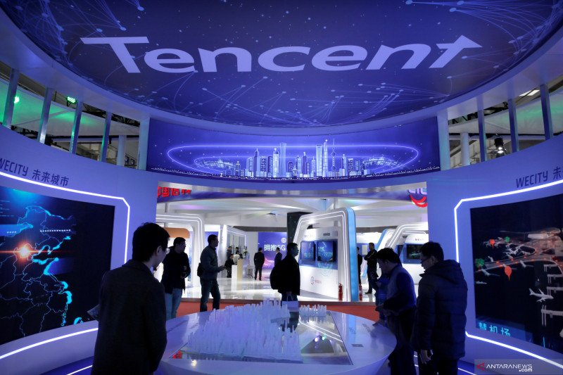 Studio game Timi Tencent hasilkan 10 miliar dollar AS pada 2020