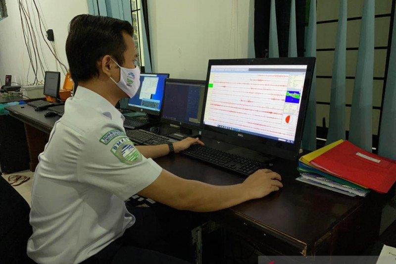 BMKG segera pasang alat perekam guncangan tanah di Jateng