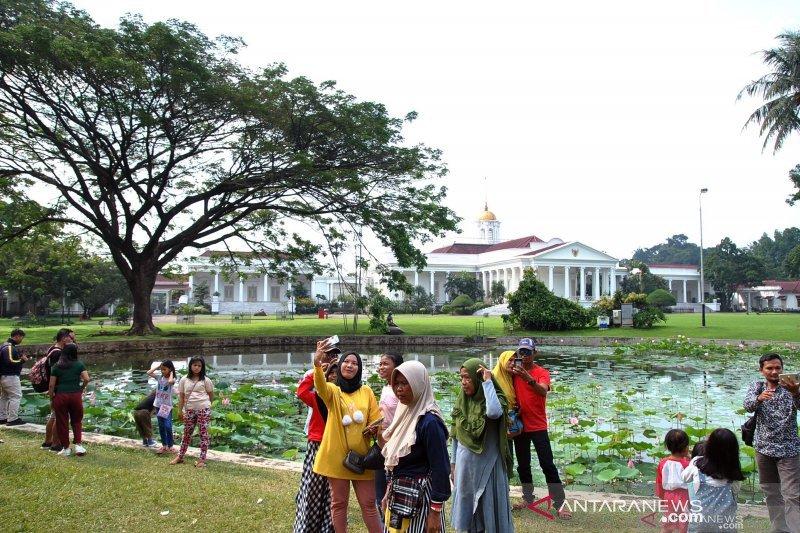 Kebun Raya Bogor akan dibuka, fase awal untuk pegawai dan anggota