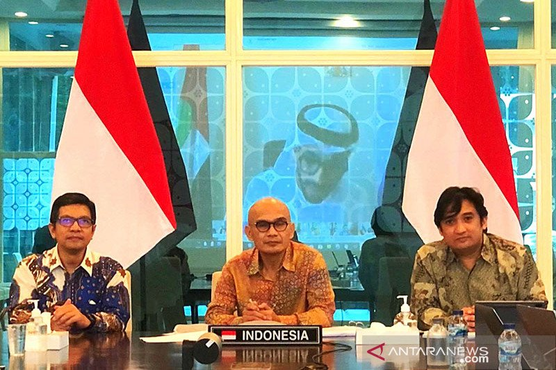 Indonesia angkat isu perlindungan ABK di Samudra Hindia