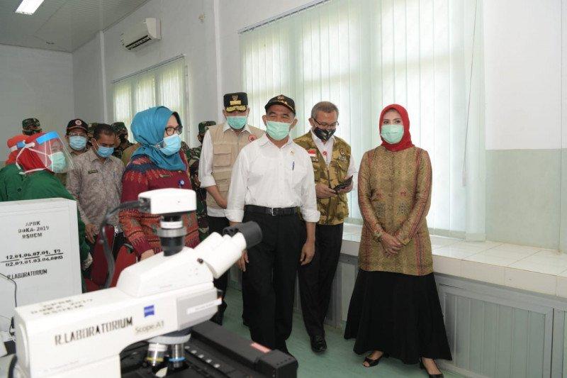 Menko PMK apresiasi pencegahan COVID-19 di Aceh