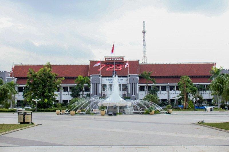 Dua kepala dinas di Pemkot Surabaya positif COVID-19