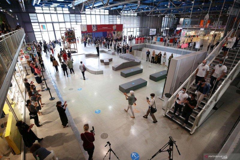 Pompidou Center kembali dibuka