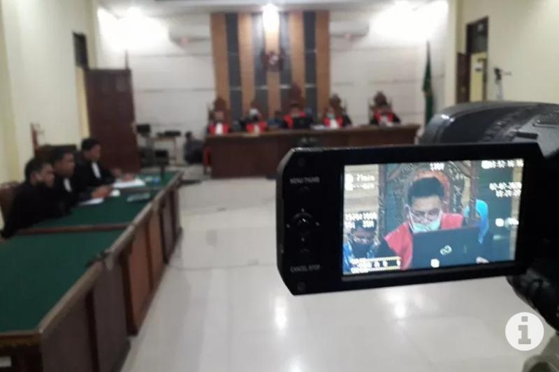 Agung Ilmu Mangkunegara dihukum 7 tahun penjara