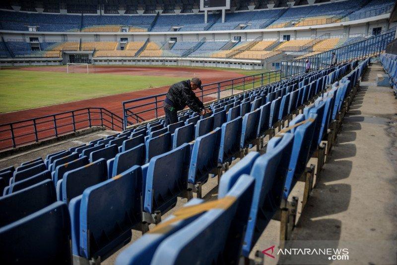 Meski Liga 1 ditunda, Pemkot Bandung percepat audit Stadion GBLA