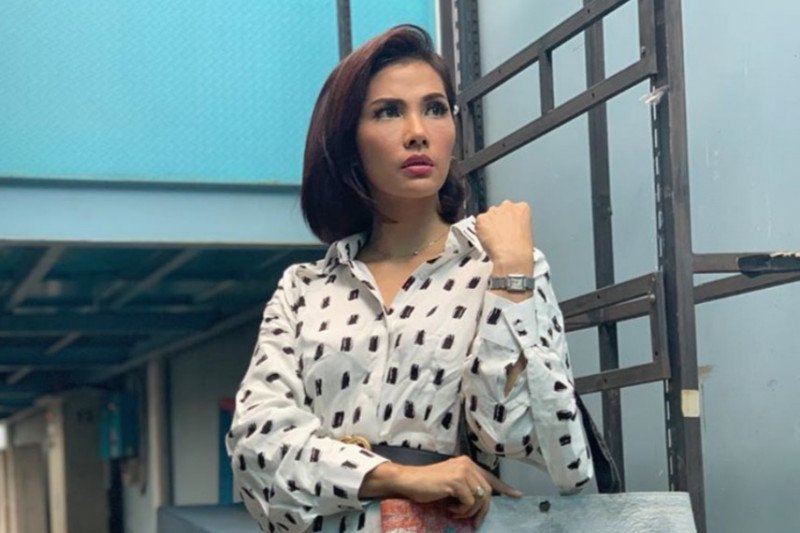 Nadia Mulya manfaatkan pandemi COVID-19 untuk perawatan wajah