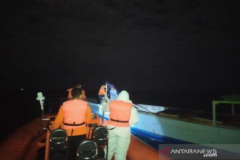 Ditemukan selamat, 3 penumpang kapal mati mesin di Wakatobi