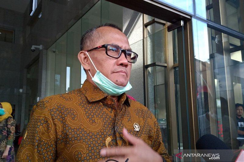 Ketua Komisi Yudisial sambangi KPK bahas pertukaran data hakim