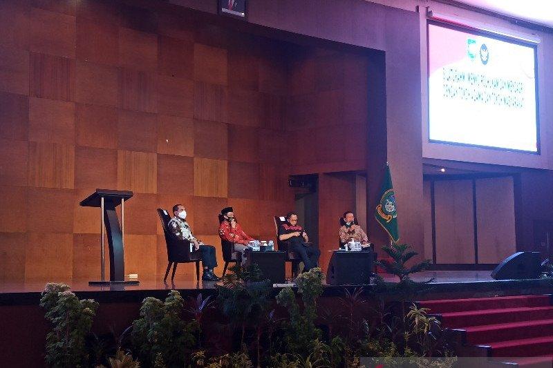 Kunjungan Sumut, Mendagri sampaikan skenario jika COVID-19 hingga 2021
