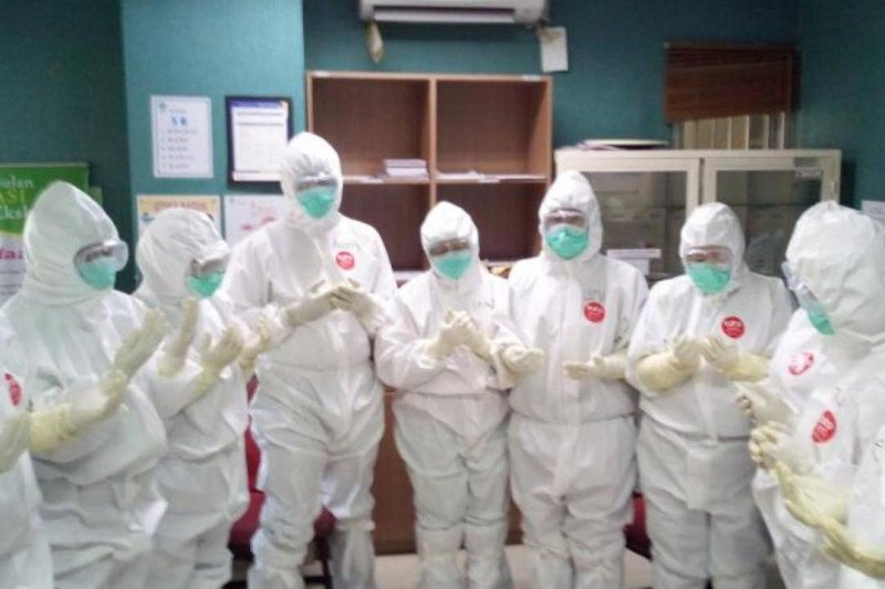 Pasien sembuh dari COVID-19 di Lebak bertambah dua orang