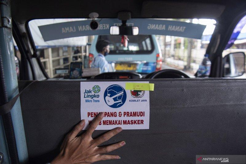 Jak Lingko jadi perusahaan pengelola tarif angkutan di Jakarta