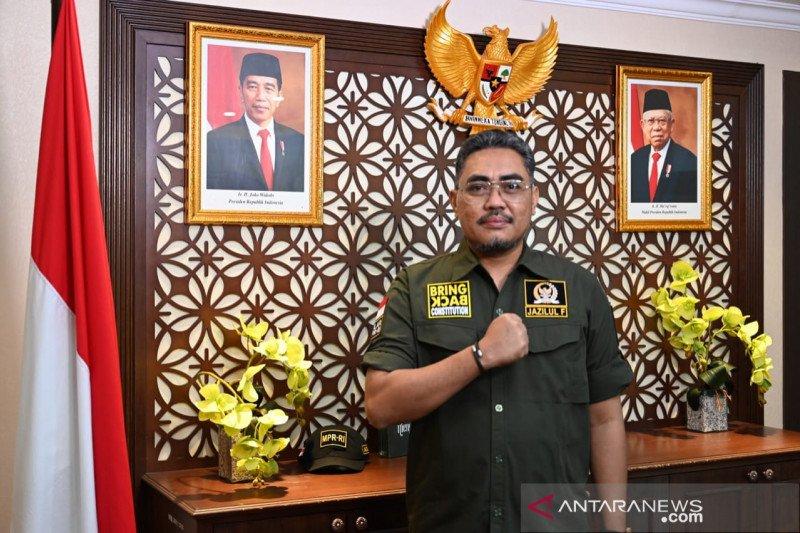 Wakil Ketua MPR harap Mendes PDTT terus berdayakan masyarakat desa