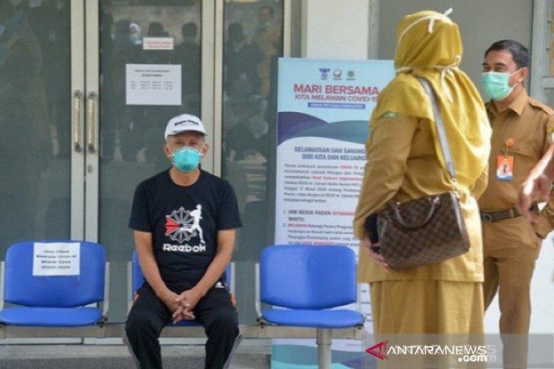 Delapan pasien COVID-19 sembuh, Aceh lapor 87 kasus