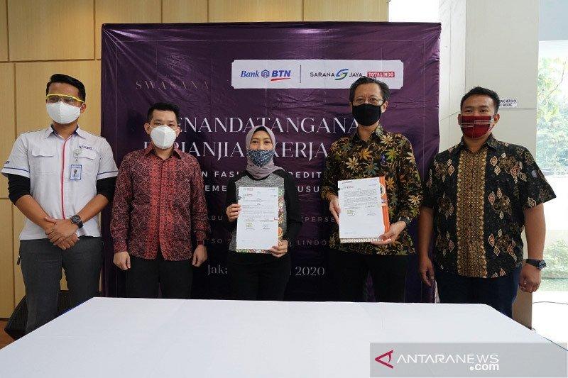 Sarana Jaya gandeng BTN untuk penuhi kebutuhan hunian di Jakarta