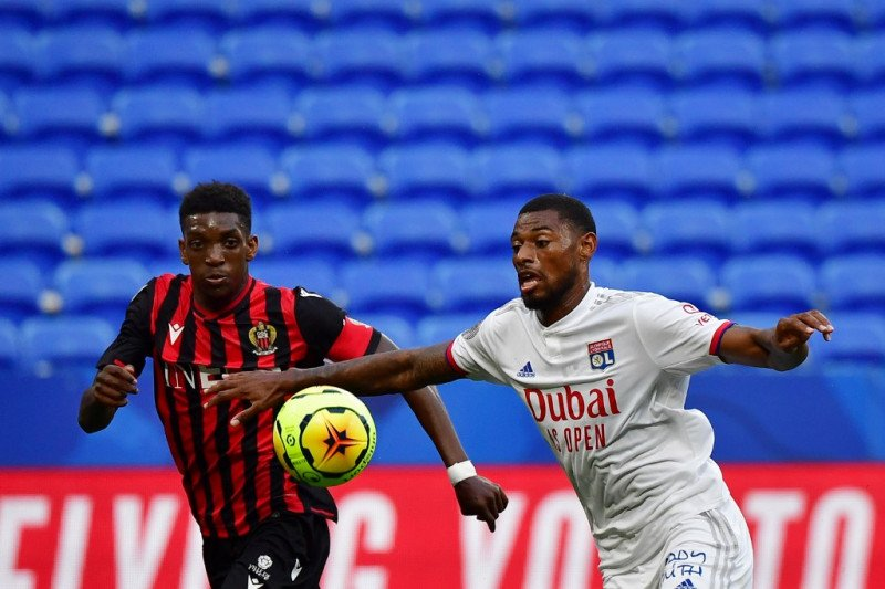 Sementara itu di Ligue 1, Lyon lewati Nice 1-0 dalam laga persahabatan