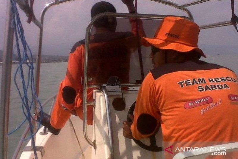 Wisatawan asal Klaten hilang tenggelam di Pantai Karangpapak Sukabumi