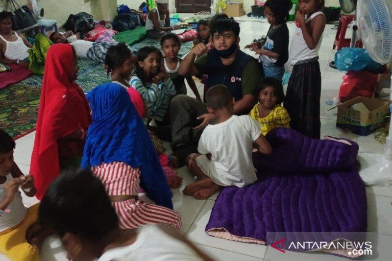 Relawan PMI dikerahkan bantu pengungsi Rohingya