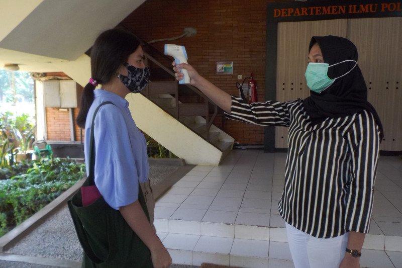 Pelaksanaan UTBK UI terapkan protokol kesehatan yang ketat
