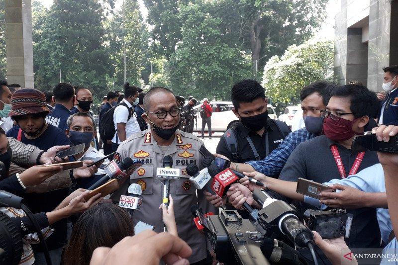Polisi periksa CCTV di sekitar TKP pembunuhan editor Metro TV