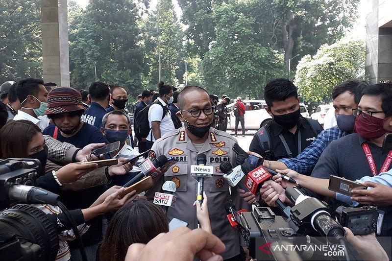 Polda Metro minta masyarakat jangan panik soal ledakan di Menteng